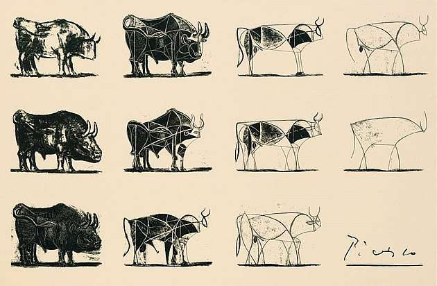 picasso-and-the-bull
