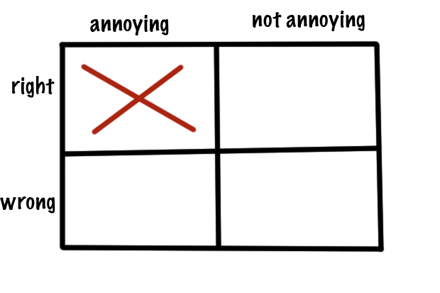 annoying-and-right