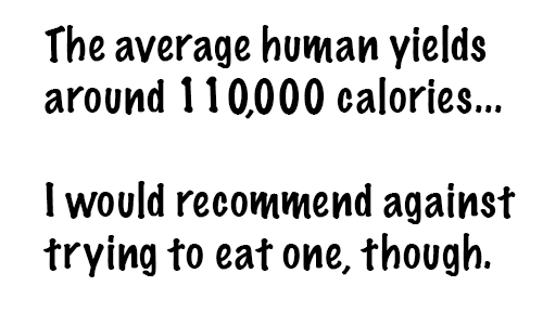 calories-in-a-human