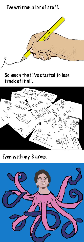 written-too-much-comic