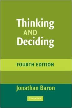 thinking-and-deciding